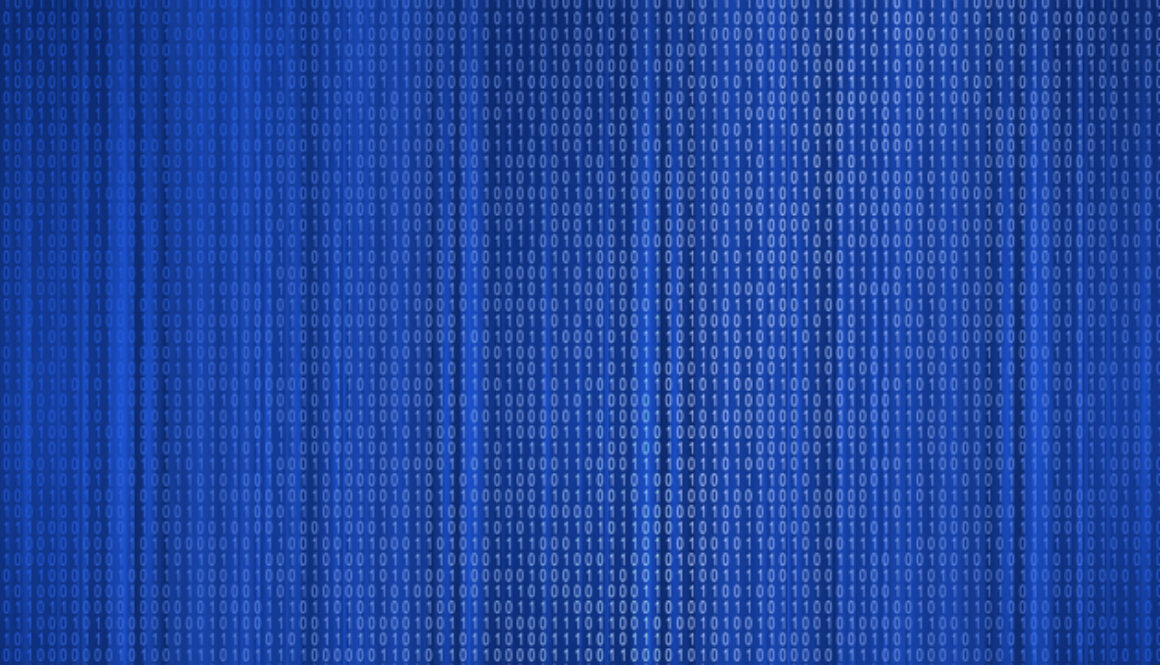Duke Blue Binary Code