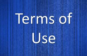 Terms of Use Binary