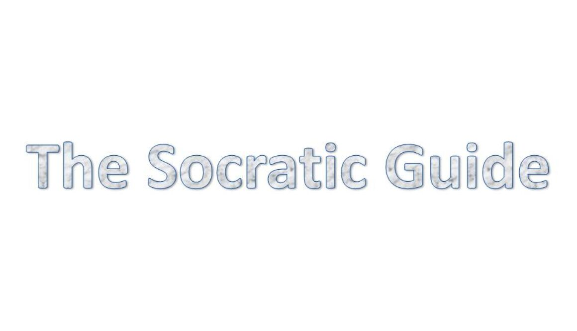 The Socratic Guide name