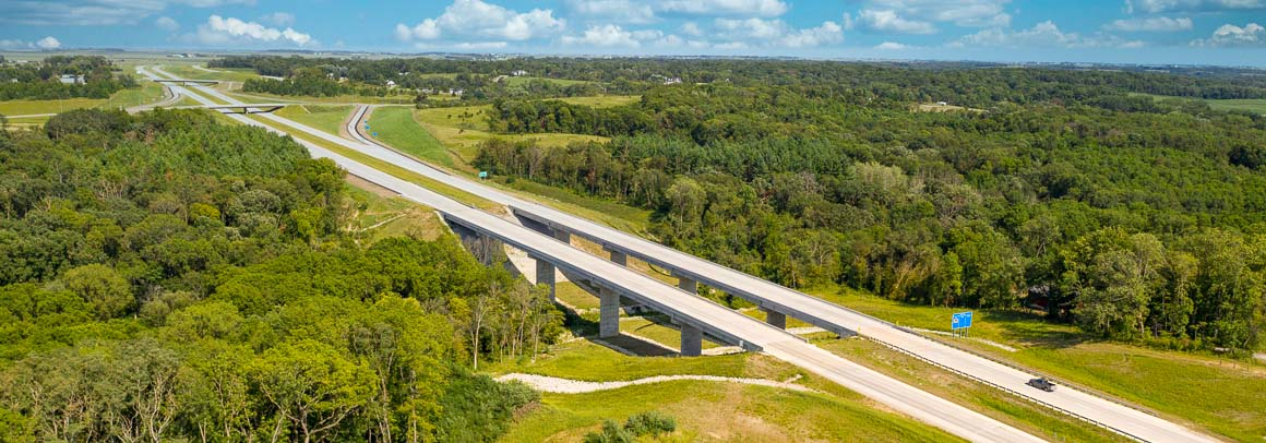 Transportation Law David Ferree Iowa Aerial Drone Photography 2020 Jonathan David Sabin All Rights Reserved